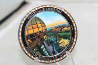 Federal Bureau of Investigation FBI Knoxville Division Challenge Coin