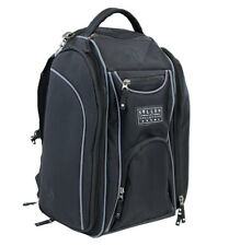 Sullen Drone Blaq Paq Tattoo Bag With 2 Cases Ink Goth Punk Luggage Backpack