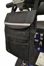 """Scooter Deluxe Tiller Bag,  9""""x 12"""" x2.5"""",  Attaches to Front or Rear of Tiller"""