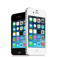 "Apple iPhone 4S Cellphones 3.5"" A5 Dual Core 8MP WIFI GPS (original +used)"