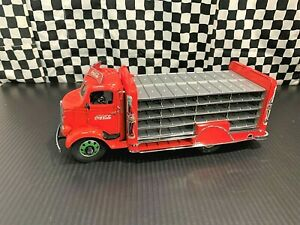 Danbury Mint 1938 GMC COE Coca-Cola Delivery Truck - Red - 1:24 Diecast Boxed
