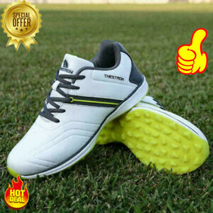 Men's Golf Shoes Genuine Leather Waterproof Business Golf Casual Sneaker Gifts