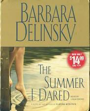 The Summer I Dared (Barbara Delinsky) - Abridged Audiobook - 4 Discs - LOW SHIP