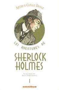 Livre Les aventures de Sherlock Holmes Tome 1 Anglais et Français