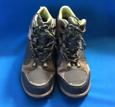 QUECHUA Forclaz 500 JR Phantom Walking Boots Boy Girl UK 3 EU 35 Trekking Hiking