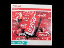 Coca Cola Buffalo Games Jigsaw Puzzle 1000 Pieces Sign of Good Taste