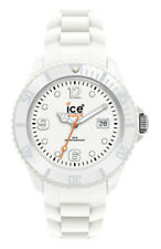 Ice Watch Sili White Small si.we.s.s.09 Analogue Silicone White