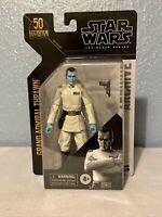 "Star Wars Grand Admiral Thrawn The Black Series Archive 6""  Figure New Hasbro 2"