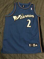 John Wall 2 Washington Wizards Jersey 50 Adidas Sewn NBA