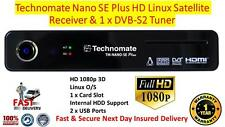 Technomate TM-Nano Receptor Satélite Linux se Plus Hd Sintonizador DVB-S2 X 1