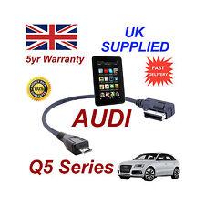AUDI q5 per Cavo 4f0051510m Series Amazon Kindle Fire HD MICRO USB CAVO AUDIO