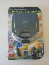 NEW Lenoxx Sound CD-50 Programmable Compact Disc Player