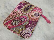 Vera Bradley Very Berry Paisley Pink Kindle Cover iPad Mini Nook Case E-Reader