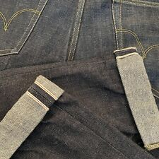 """Edwin Selvedge Jeans Japanese Fabric Loose Taper 31"""" X 32"""""""