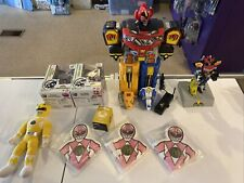 Lot Bandai Power Rangers Figures Etc