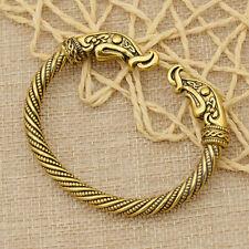 Viking Dragon Bracelet Vintage Wristband Women Norse Jewelry Bangles Gift 1pc