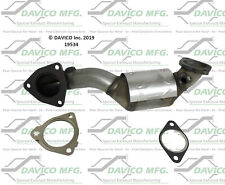 Catalytic Converter-Exact-Fit Right Davico Exc CA 19534