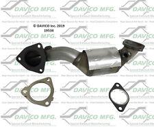 Catalytic Converter-Exact-Fit Right Davico Exc CA 19534