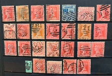 Australia Small Numeral Postmarks  Collection