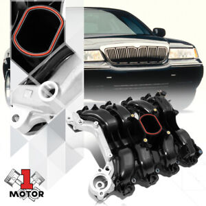 Upper Air Intake Manifold Factory Style for 96-00 Explorer/Crown Victoria 4.6 V8
