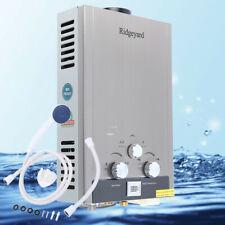 8L NG Natural Gas Durchlauferhitzer Warmwasserspeicher Wasserboiler Boiler 16KW