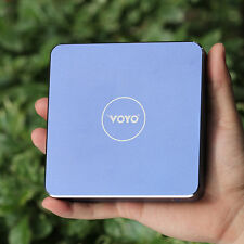 Voyo Mini Pocket PC Windows 10 8GB Intel Quad Core CPU Desktop Computer Wireless