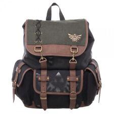 Nintendo Zelda Link Ruck Sack Backpack - Free Shipping