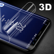 HYDROGEL FLEXIBLE Crystal Screen Protector For Samsung Galaxy S9 S8 Plus Note 8