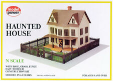 Haunted House (Item No. 1555) - N Gauge - Model Power