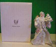 Lenox Platinum Classic Santa Kris Kringle Visit sculpture New in Box