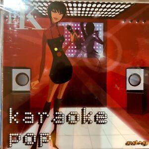 Easy Karoake POP Beyoncé Justin Timberlake Rihanna CDG CD+G RRP £14.99
