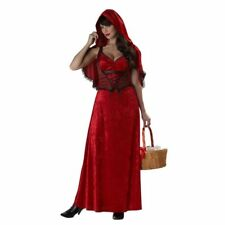Miss Red Ridinghood Costume Size XL (12-14)