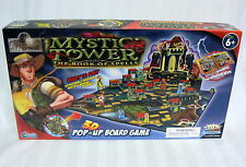 Relic Raiders Mystic Tower & The Book of Spells game Basic Concepts 3D Games EUC