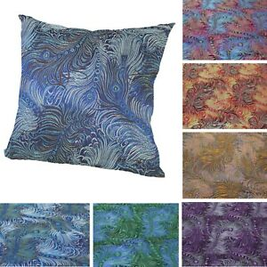Pillow Cover*Chinese Rayon Brocade Throw Seat Pad Cushion Case Custom Size*BN4
