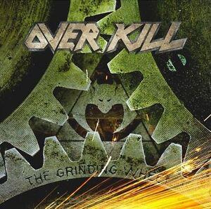 Overkill - The Grinding Wheel (CD Limited Digipak Edition with Bonus Track)