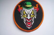 Biker-Patch Joker face ca 9 cm