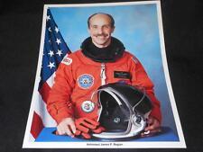 NASA Astronaut James Bagian Official 8x10 Auto Pen Facimile Signed Photo JB10