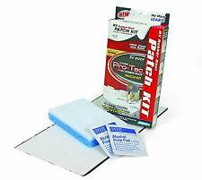 RV Rubber Roof Patch Kit Repair Trailer Camper Leaks Water Motorhome Metal Vinyl