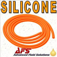 5 Mm C.i De Silicona Naranja vacío tubo Silicon Vac Manguera De Aire Tubo 3/16 Tubo De 1 Mtr