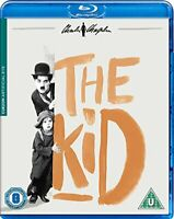 The Kid - Charlie Chaplin Blu-ray [DVD][Region 2]