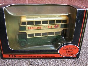 EFE Bristol K6A Utility Bus 1:76 Scale - various liveries available BOXED