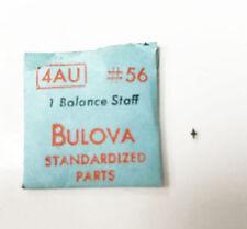 #56 Movement 89 1 Balance Bulova Original Genuine Balance S 00004000 taff 4Au