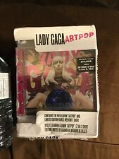 Lady Gaga - sealed CD - Artpop- limited rare Edition- with T-shirt- package wear