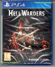 HELL WARDERS  'New & Sealed'   *PS4(Four)*
