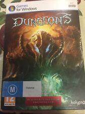 Dungeons Pc DVD