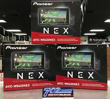 "PIONEER AVIC-W8400NEX FLAGSHIP IN-DASH GPS RECEIVER 7"" WIRELESS CARPLAY ANDROID"