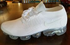 NIKE Men's Air Vapormax Flyknit 2 Running Shoes (White) Training Shoes size 10