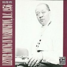 LESTER YOUNG - IN WASHINGTON,D.C.,VOL.1  CD NEU