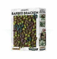 Citadel Barbed Bracken - Warhammer 40k / Sigmar - Brand New! 64-52