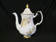 Royal Albert - GOLDEN GLORY - Coffee Pot - 6 cup